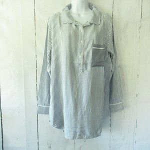 Plush Apparel Revolve Nightgown Pajama Shirt